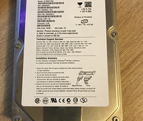 Barracuda 80GB 7200RPM kõvaketas