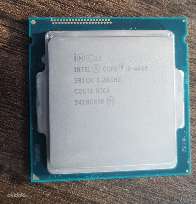 I5-4460 3.20 ghz , 3.40 turbo, jahutusega - Tallinn - Комплектующие, запчасти, Процессоры купить и продать – okidokiokidoki