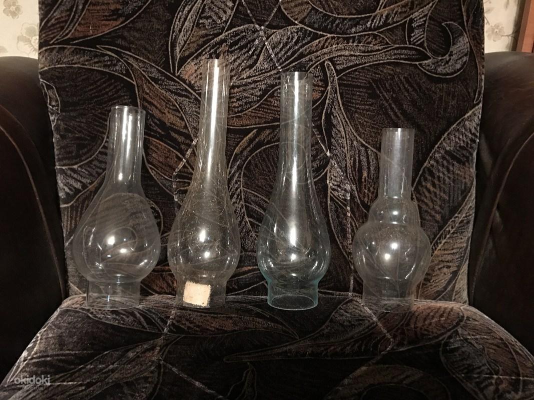 Стекло для керосиновой лампы