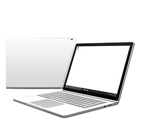 Microsoft Surface Book i7, 16GB, 512 SSD, 3K, Nvidia