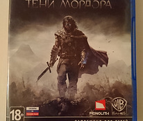 Средиземье Тени Мордора - Shadows of Mordor ps4