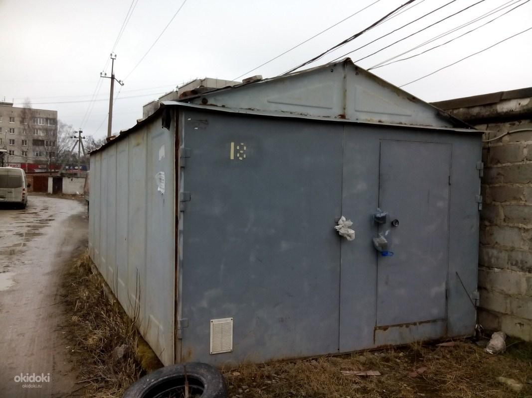 Купить гараж спб мурино продажа металлических гаражей в ульяновске