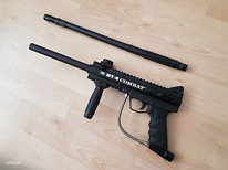 BT-4 Combat : semi-automatic paintball marker