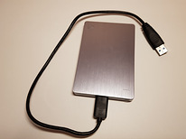 Seagate Backup Plus Slim 1TB USB