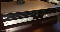 Lg rc185 dvd recorder / video cassete recorder