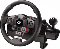 Игровой руль Logitech Driving Force GT