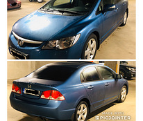 Auto rent Honda Civic LPG Bolt/Yandeks/Wolt
