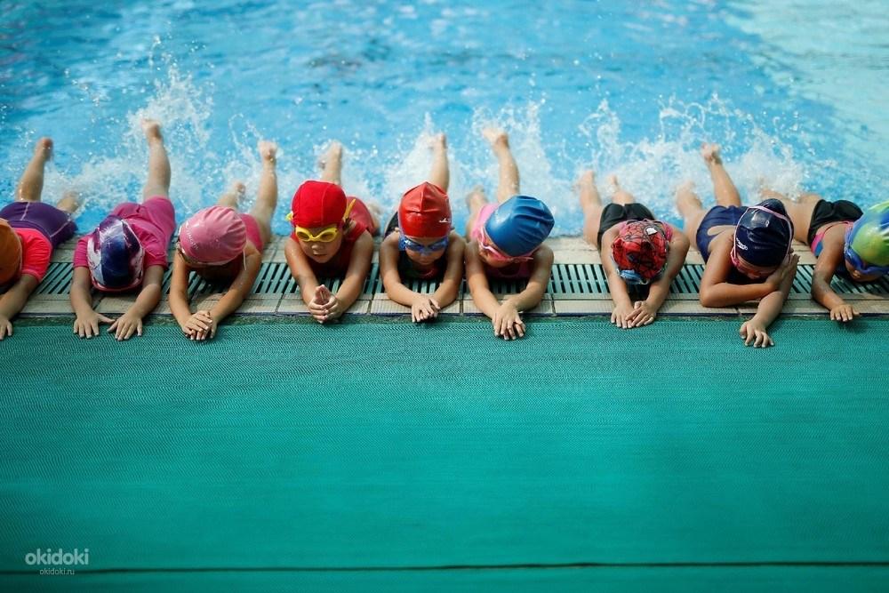 девочки хвастаются спортивное плавание для детей москва это