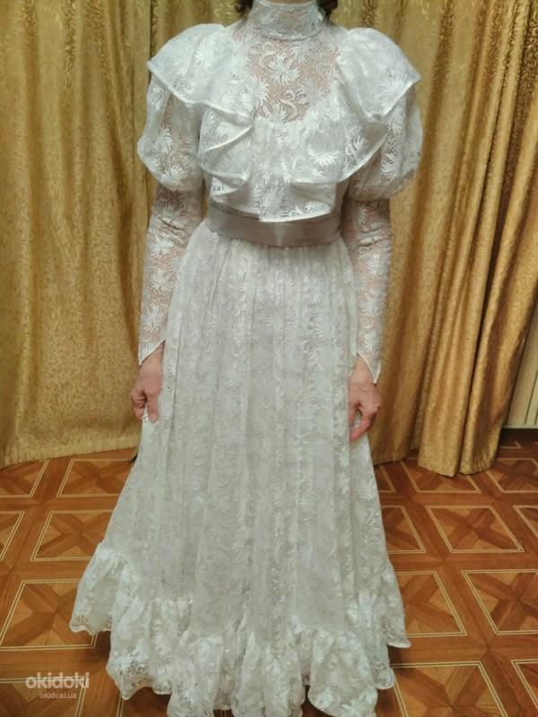 ... Гіпюрове весільне плаття (фото  2) ... f4dc4fdb9b570