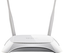 TP-Link TL-MR3420 Wireless 3G/4G USB Dongle Router