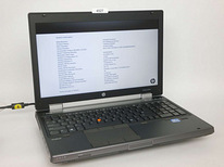 HP EliteBook 8570w I7 16 GB Ram 256 SSD Nvidia K2000