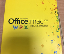 MS Office mac 2011 Home & Student