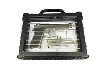 WE Tech Beretta M92 GBB V.2 with LED Pistol Case
