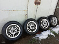 Valuveljed Opel Saab Vectra Astra 5x110 195 65 15