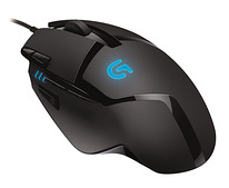 Logitech G402 ultra fast game mouse мышка