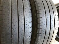 235/65/16C Suverehvid Michelin Agilis 5,5mm