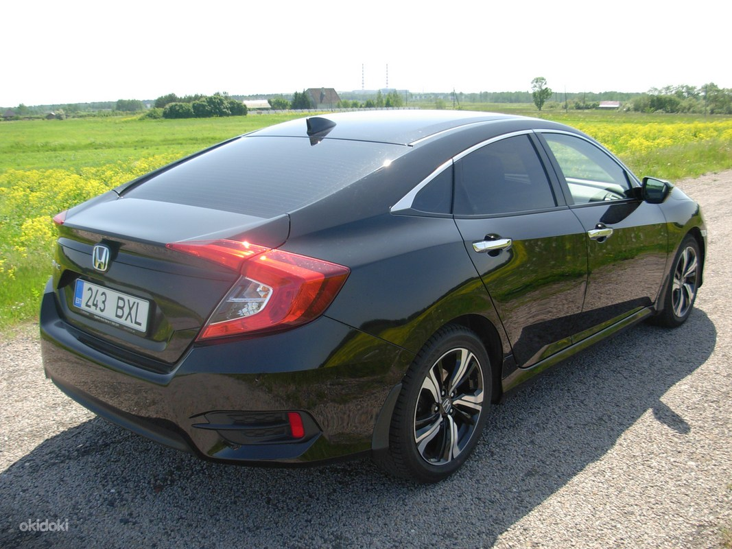 Honda Civic (foto #2)