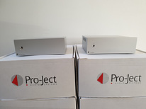 Pro-ject Amp Box RS and Pro-ject Power Box RS Amp