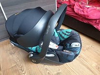 Cybex Cloud Q 0-13kg turvahäll Fashion Birds of Paradise