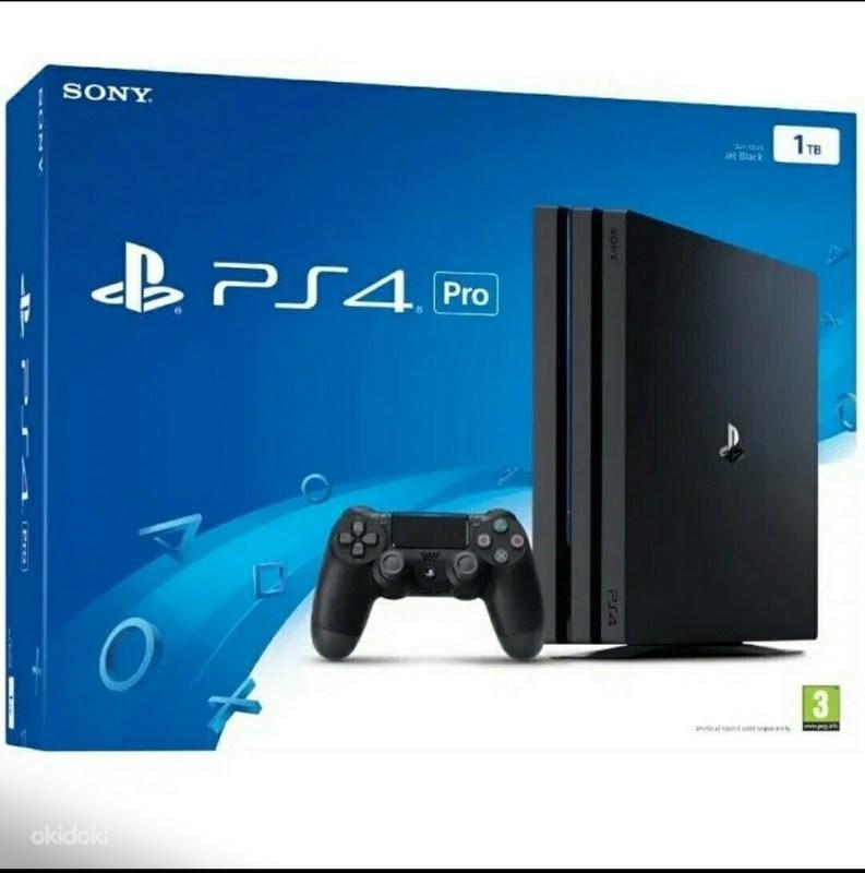 PS4 PRO - Tallinn - Видеоигры, Консоли купить и продать