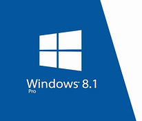 Windows 8.1 Pro, home. Office 16/19.Litsents.Võti