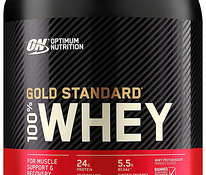Optimum Nutrition Gold Standard 100% Whey 908g proteiin