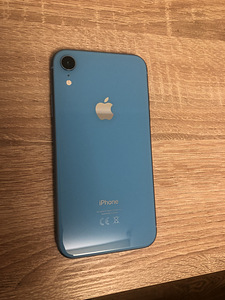 Apple xr 64G синий
