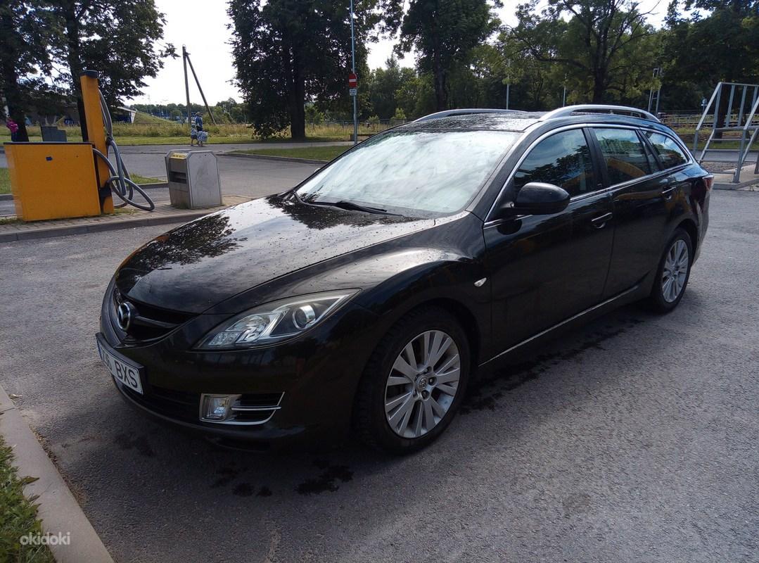 Mazda 6 2.2 120kw dissel - Jõhvi, Jõhvi vald, Ida-Virumaa - Mazda, Mazda6 osta ja müü – okidoki